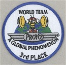 World Team Proyo 3rd