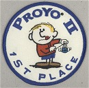 Proyo II 1st Place