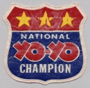 Yo-Yo Champion shield
