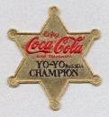 Coca-Cola Yo-Yo Champion
