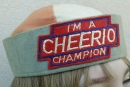 I'm a Cheerio Champion hat