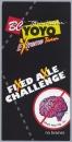 Fixed Axle Challenge sheet