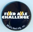 Fixed Axle Challenge pin