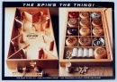 The Spin's The Thing! postcard