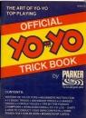 Official Yo-Yo Top Trick Book