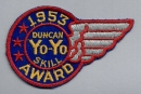 1953 Skill Award Wing