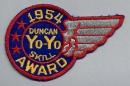 1954 Skill Award Wing