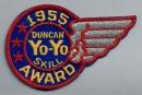 1955 Skill Award Wing