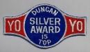 Silver Award, 15 trick