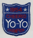 1954 Cheerio Champion