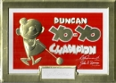 Yo-Yo Champion plaque