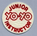 Junior Yo-Yo Instructor