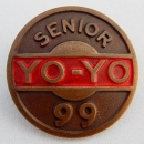 Senior Yo-Yo 99 pin