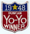 1948 Winner, yellow star