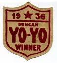 1936 Winner