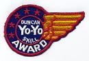 Skill Award wing - 5 star