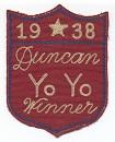 1938 Winner - felt