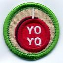 Yo Yo Merit Badge - spoof