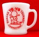 Yo-Yo Tourney Contestant mug