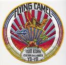 Flying Camel - Custom 3 in 1 Wonder Yo-Yo patch