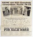 Everybody Everywhere Plays Yo-Yo poster (1931)
